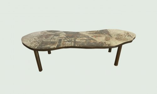 Philip Laverne Coffee Table.Kelvin Philip Laverne Coffee Table